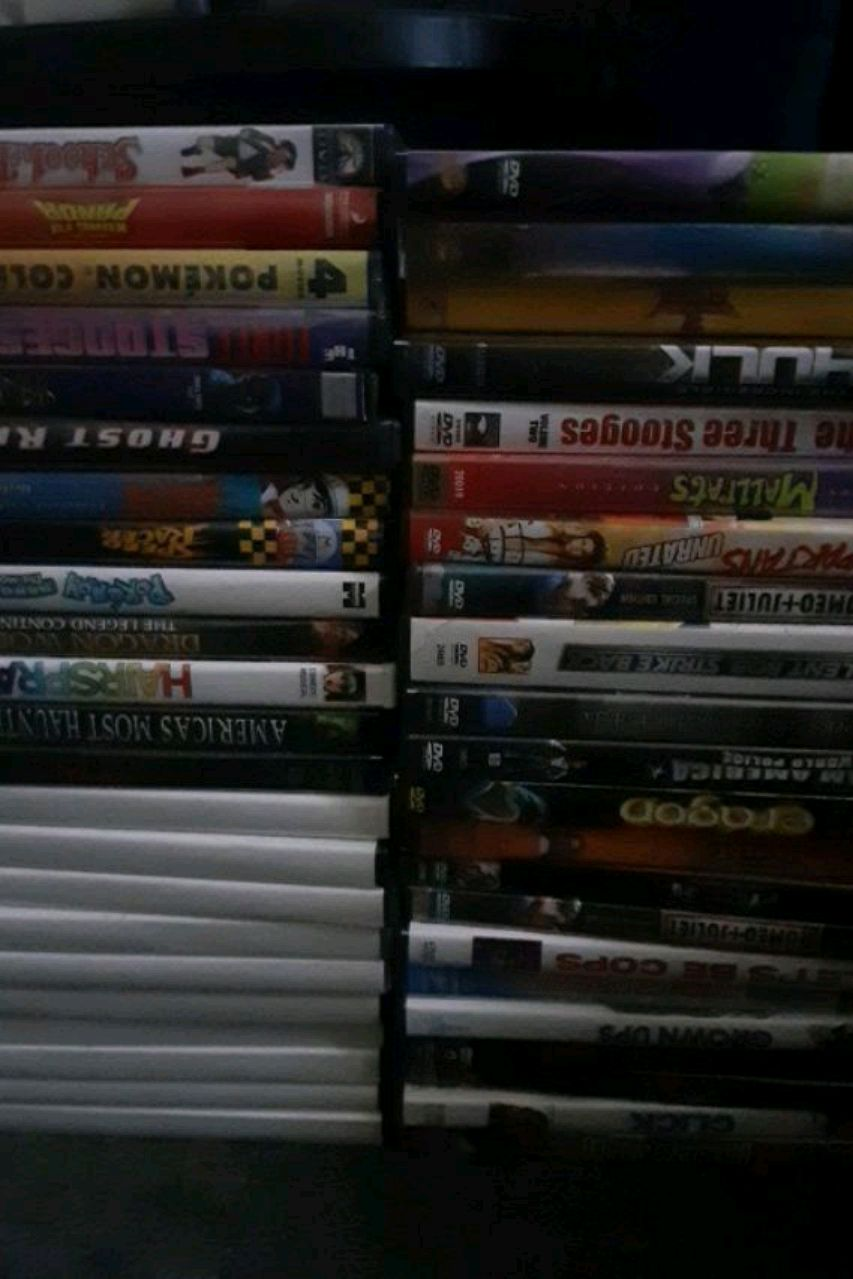 Photo 45 DVDs - Used
