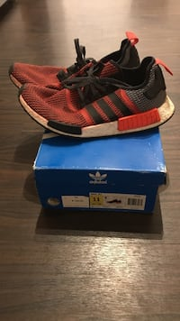 Adidas NMD sz 11 Washington, 20011
