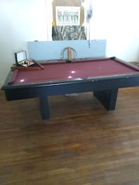 BREAKING BAD POOL TABLE FROM THE SERIES