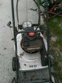 Mowers blower and weed whacker for parts or repair Hudson, 34667