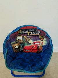 The Cars graphic moon chair Fort Hood, 76544