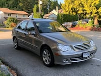 2006 Mercedes C230 very well kept mechanically North Vancouver