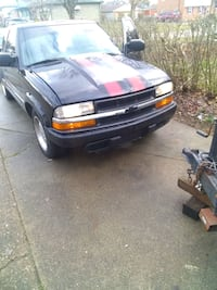 1999 Chevrolet S-10 LS EXTENDED CAB Louisville
