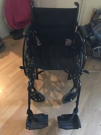 Wheel chair works great asking 80  Stockton, 95210