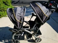 baby's black and gray tandem stroller Fairfax, 22032