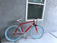 Sole Fixed Gear Bicycle  Los Angeles, 90291