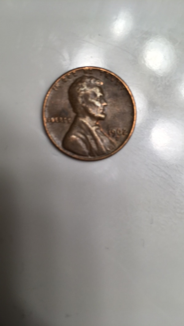 1962 D Lincoln Penny
