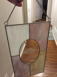 Hanging stained glass Mom 13 x 7 Brampton, L6T 3J7