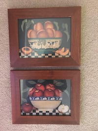 8 x 10 framed pictures Las Vegas, 89131