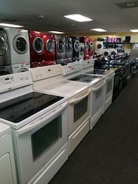 White electric stoves in great condition  Randallstown