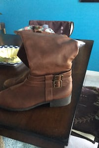 Brand new boots never worn