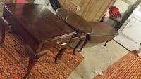 coffee table two end tables cherry wood Bethlehem, 18018