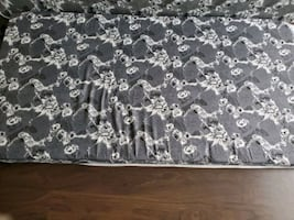 Twin size 5 inche Foam mattress
