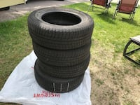 Michelin Winter Tires (Used & In Good Shape!) Plymouth, 55442