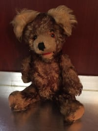 VINTAGE FECHTER Company Straw-Filled Jointed Teddy Bear • $100 FIRM! Winnipeg