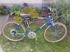 Mountain Bike Raleigh summit 21 in frame Good condition
