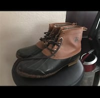 Never used working shoes for men 11  Dallas, 75241
