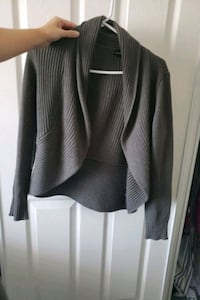 Grey cardigan  Mississauga