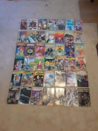 42 Comic Books  Haverhill, 01830