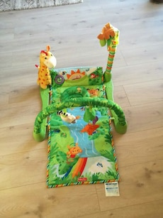 Fisher Price leketeppe