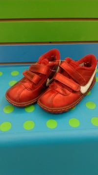 (216A) Baby Boy's Sneakers NIKE Size 7