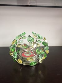 Swarovski Crystal tealight holder. Beautiful and delicate  Great for Valentine's Day gift! Toronto, M3M 1E3