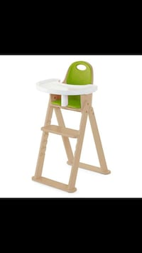 Svan Bentwood High Chair to Booster Grow with me baby toddler chair Montclair