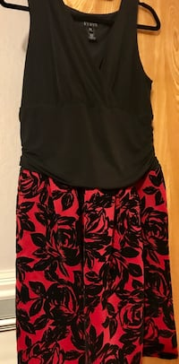 women's black and red floral shorts Fremont, 94536