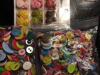 Bags of buttons Moyock, 27958