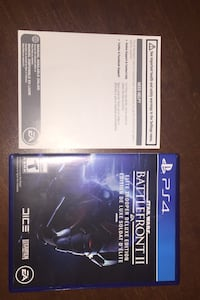 PS4 STAR WARS BATTLEFRONT 2 Surrey, V3S 4P7