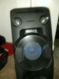black and gray portable speaker Redford Charter Township