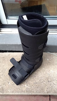 Orthopaedic foot/leg splint/cast Mississauga, L5J 1V6