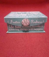 Brand New Jewellery Box / Mini Storage Box