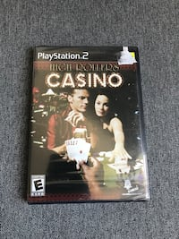 High Rollers Casino PlayStation 2 PS2 Game New Las Vegas, 89148