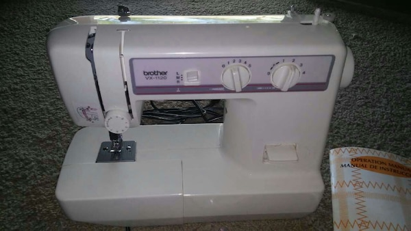 Brother Vx1120 Sewing Machine In Perfect Condition