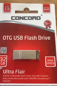 Orjinal 32 GB OTG USB Flash Drive