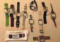"""Watch bands for the Fitbit """"Blaze"""", as well as charger Sabillasville, 21780"""