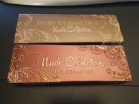 Pure  cosmetics - nude collection
