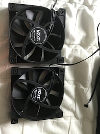Two New black Nzxt coolings Laval, H7V 3N4