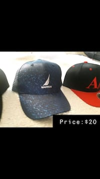 black and red Adidas cap Mission, 78574