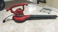 red and black Black & Decker hedge trimmer Surrey, V3R 5V8
