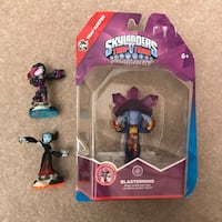 Skylanders trap team figures figurines toys Burtonsville, 20866
