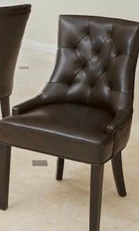 Leather chairs brand new Caledon
