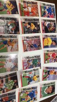 1994 Upperdeck soccer World Cup Cards  New Tecumseth, L9R