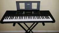 Keyboard Yamaha psr e363  New York
