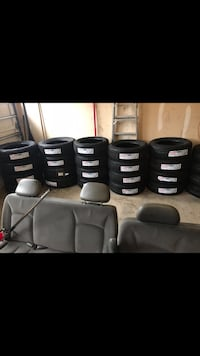 All Weather brand new tires