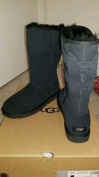 Authentic New Ugg Allegra Bow Boots  Surrey, V4N 1B1