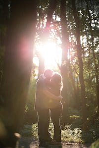 Engagement photography Madison Heights