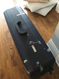 Delsey moulded luggage Toronto, M5M