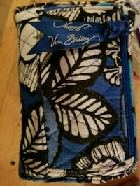 blue and black floral textile Albany, 03818